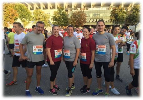 Businessrun am 7-September 2017